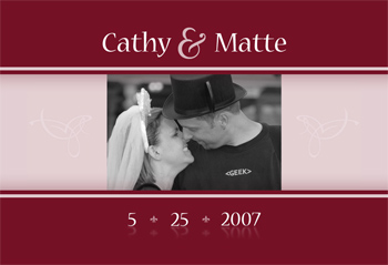 wedding homepage graphic